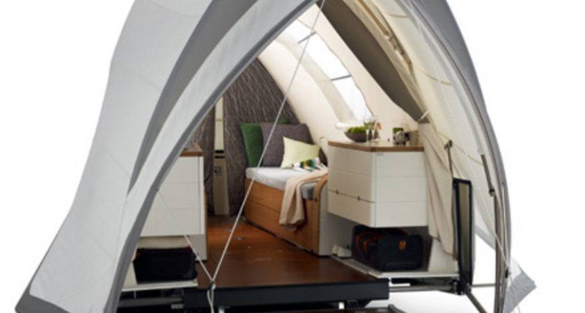 Luxury Opera Mobile Trailer Tent Doesn Quite