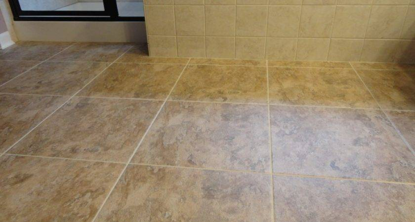 Luxury Vinyl Tile Flooring Near Floor