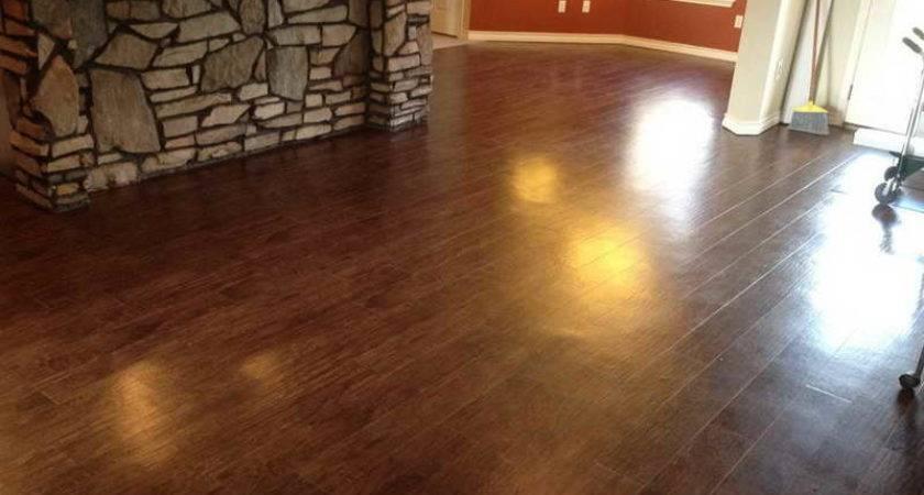 Luxury Vinyl Tile Hardwood Flooring