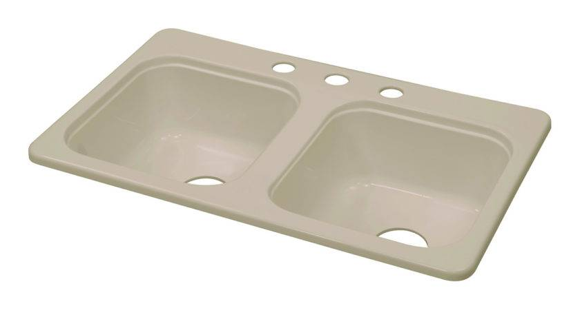 Lyons Industries Deluxe Mobile Home Acrylic Inch Deep