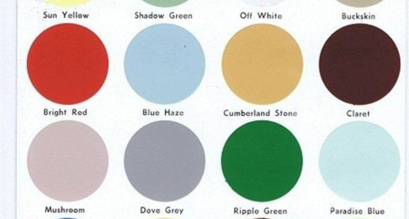 Mad Mid Century Modern Exterior Paint Colors
