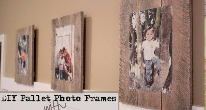 Made Love Home Gift Ideas Pallet Wood