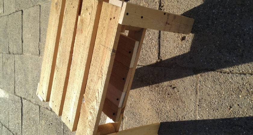 Made Pallet Wood Pallets Into Useful Things Tierra Este