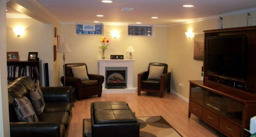 Madison Heights Home Finished Basement