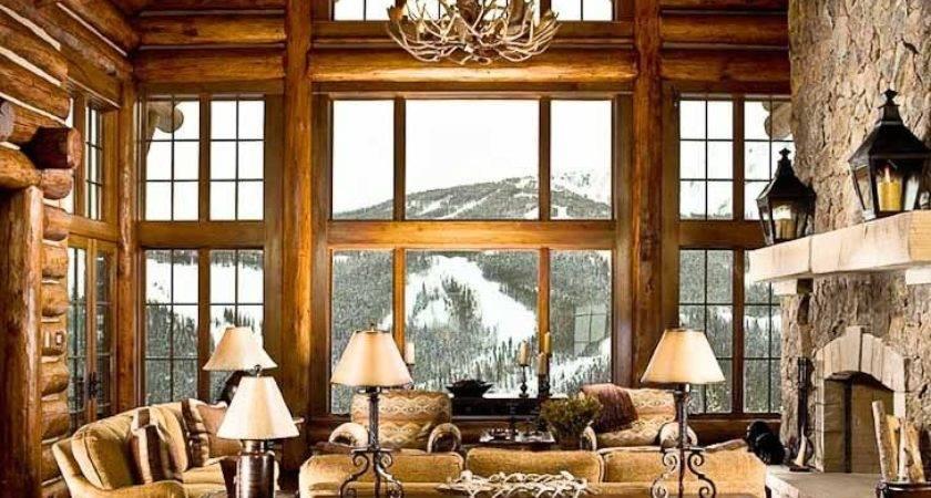 Magnificent Cabin Home Decor Design Ideas Log