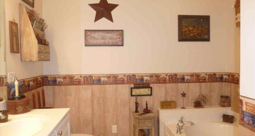 Magnificent Country Star Bathroom Decor Home