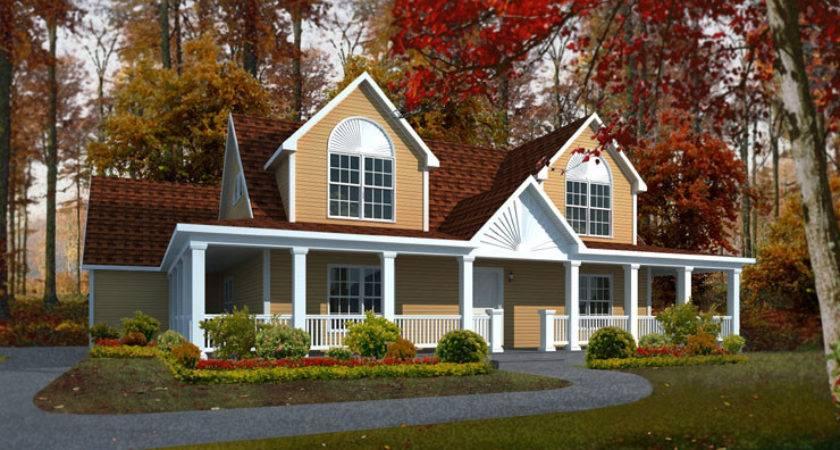 Magnolia Modular Home Floor Plan