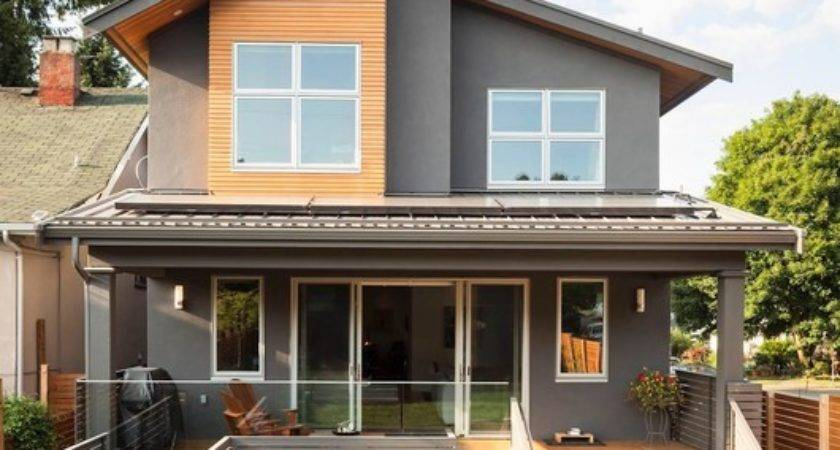 Magnusson Residence Contemporary Exterior Vancouver