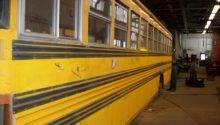 Maine Military Authority School Bus Refurbishment Program