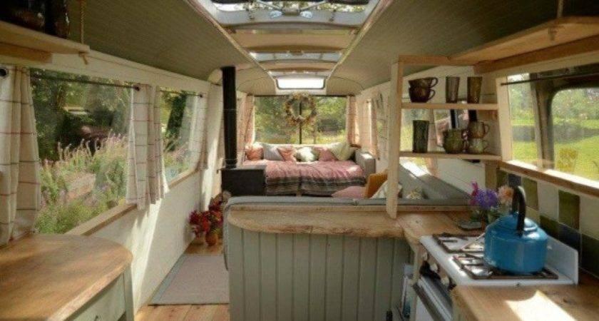 Majestic Bus Tiny Home Conversion