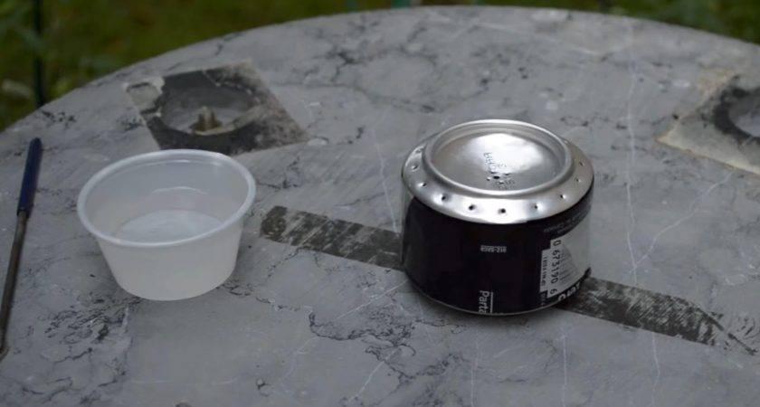 Make Aluminum Can Stove Vonmalegowski