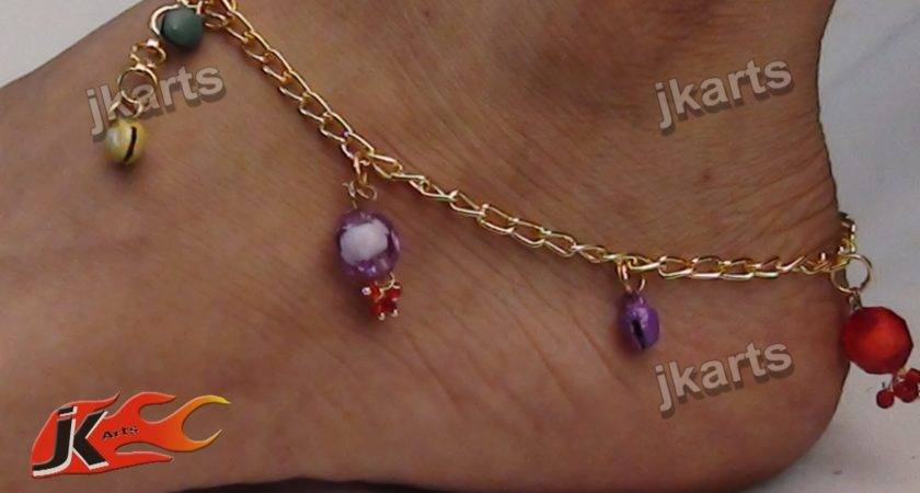 Make Beaded Anklets Pixshark
