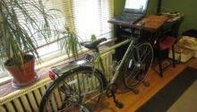 Make Bike Desk Youtube