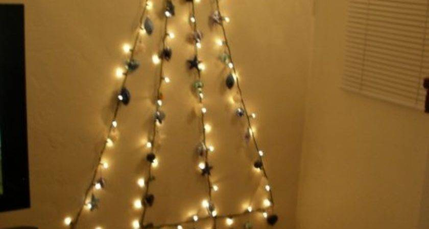 Make Chrismas Wall Tree Amazing