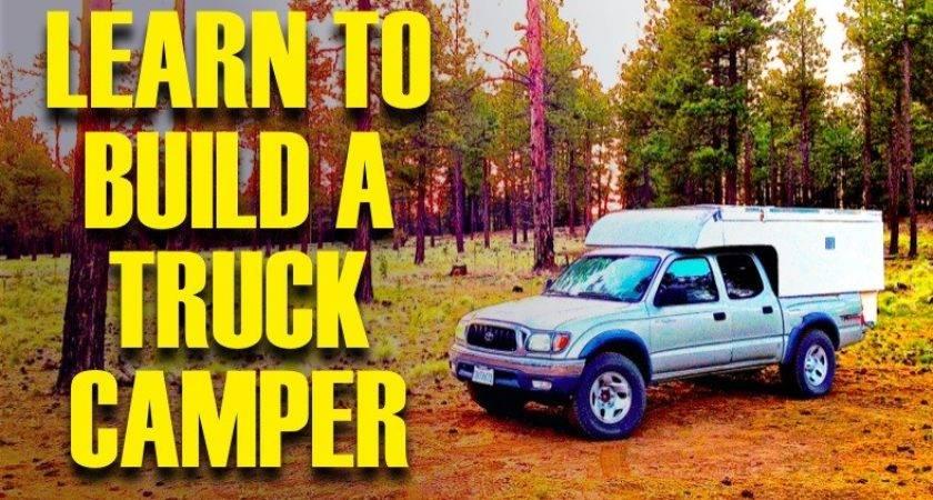 Make Composting Toilet Build Truck Camper