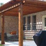 Make Functional Decorative Patio Roof Your