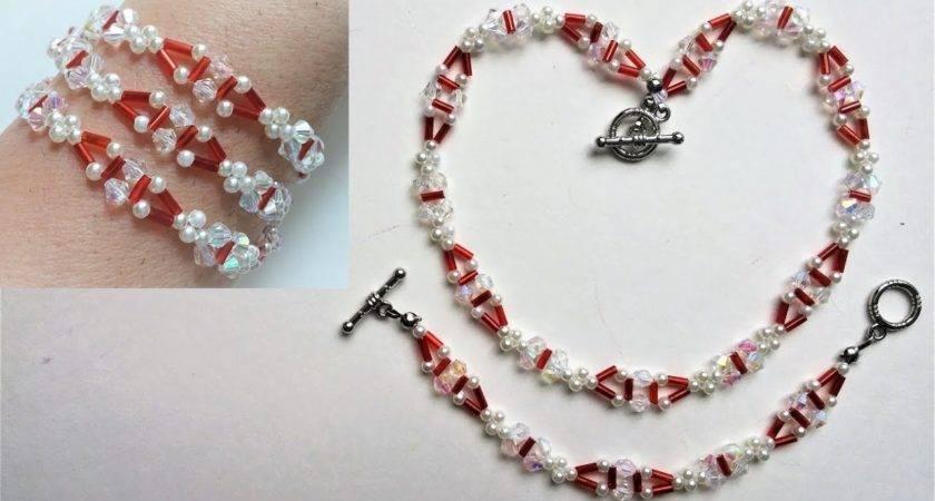 Make Handmade Jewelry Bracelet Necklace