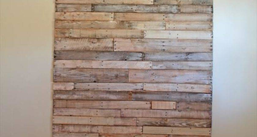 Make Headboard Out Pallets Pallet Furniture Plans