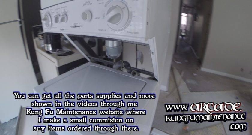 Make Moving Laundry Center Washer Dryer Washing