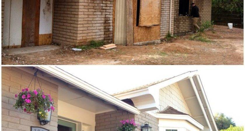 Make New Hilarious Ranch House Before After