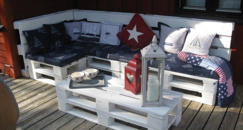 Make Outdoor Sofa Pallets Pinpoint