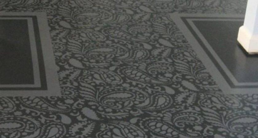 Make Painted Floor Diy Crafts Handimania