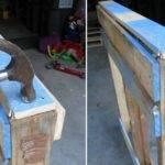 Make Pallet Bookshelf Refurbished Ideas