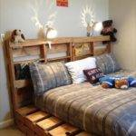 Make Pallet Sofa Bed Pallets Designs