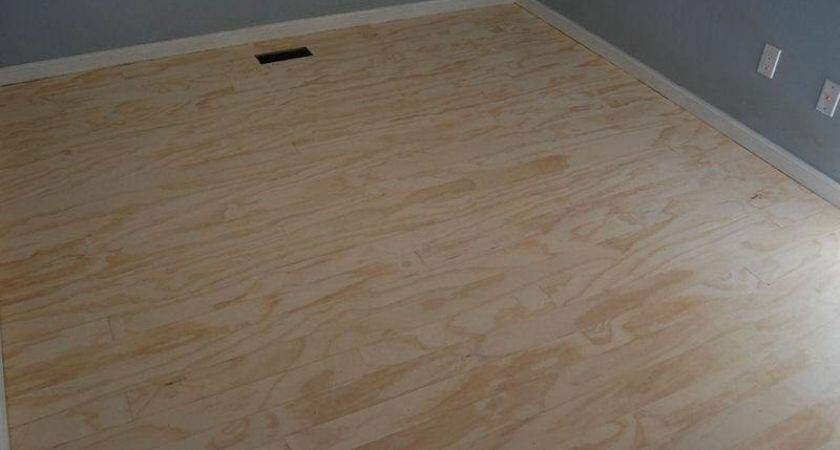 Make Plywood Flooring Ibuildit