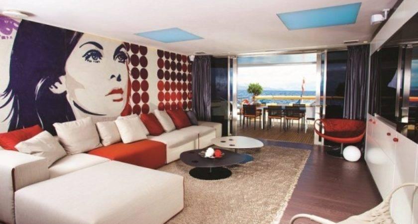 Make Retro Style Interior Design Decorating