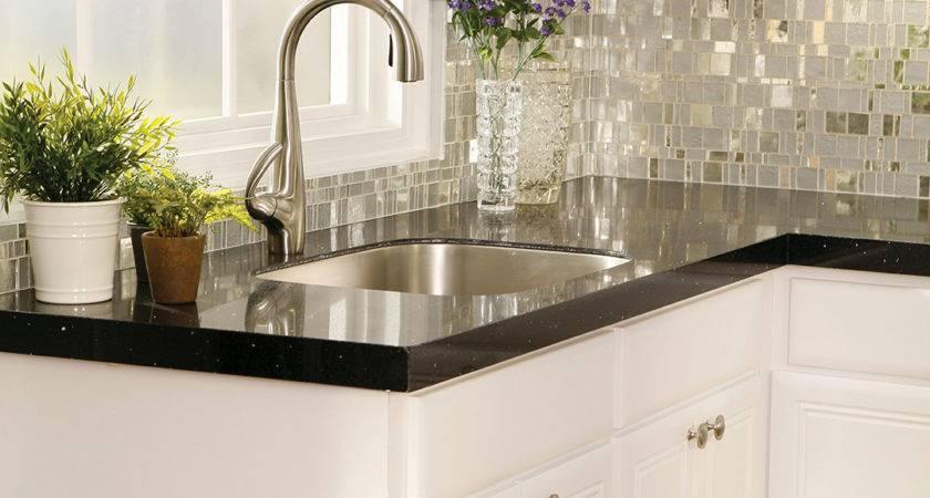 Make Statement Trendy Mosaic Tile Kitchen