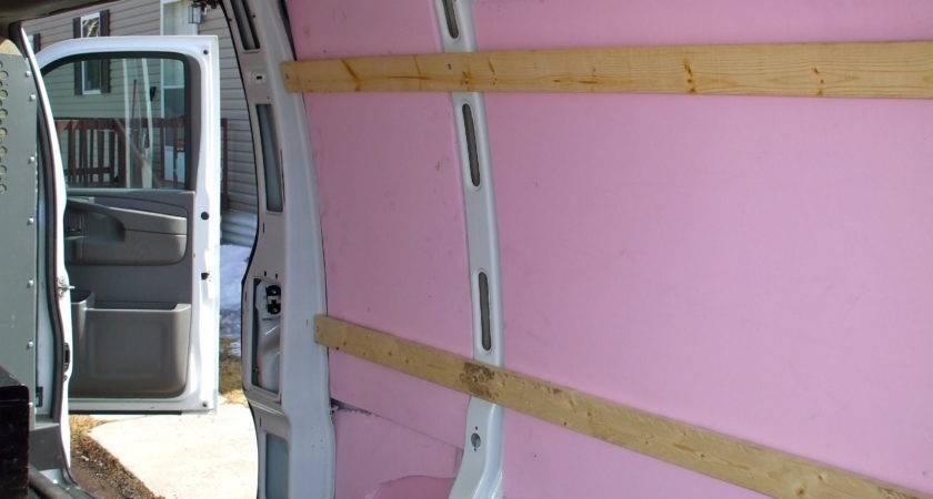Make Your Own Stealth Camper Van Installing