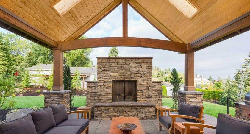 Make Your Patio Perfect Right Roof Interior