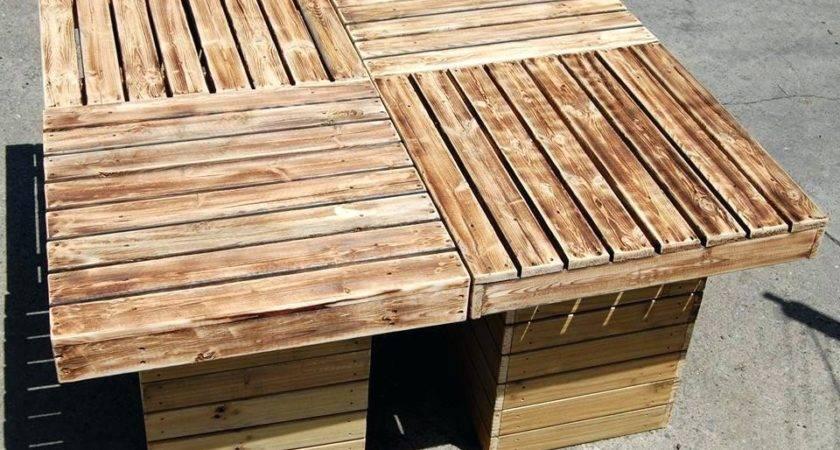 Making Garden Furniture Pallets Wfilm