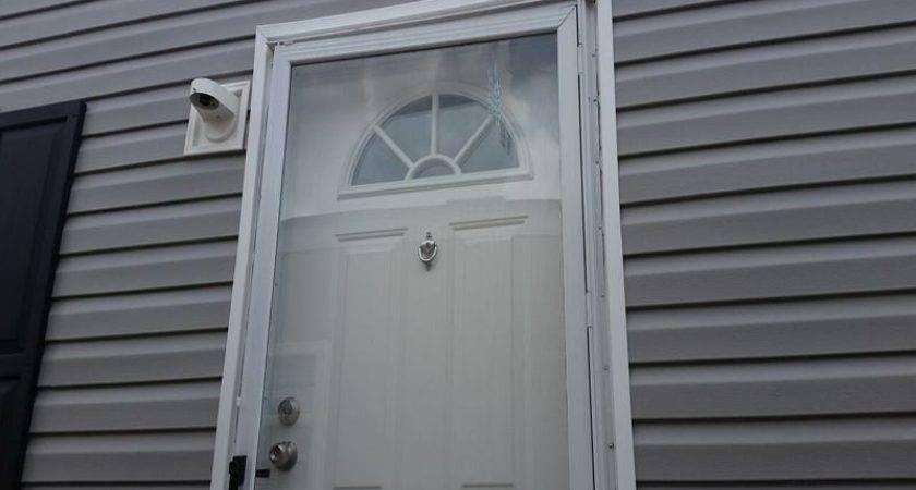 Manufactured Home Exterior Doors Steel Door Fan