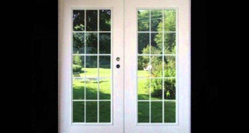 Manufactured Home French Doors Youtube