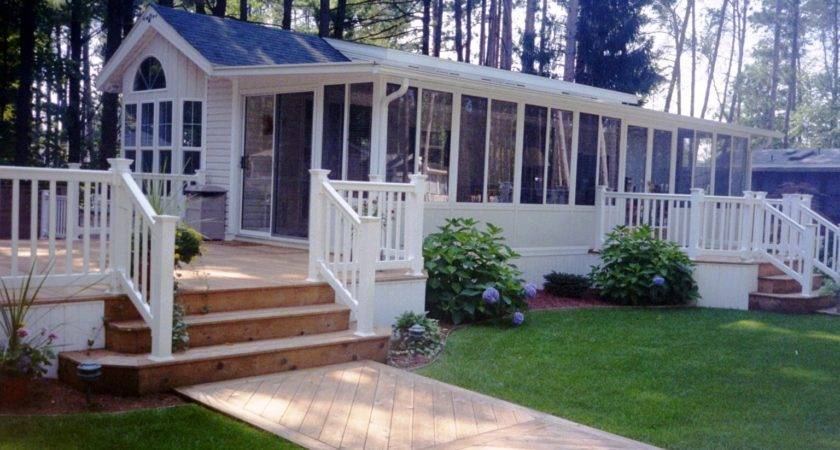 Manufactured Home Porch Joy Studio Design Best