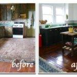 Manufactured Home Remodels Before After Joy