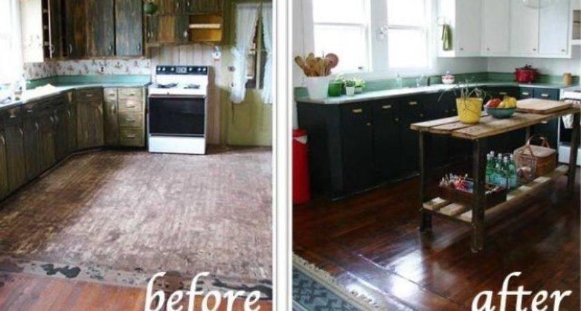 Manufactured Home Remodels Before After Joy