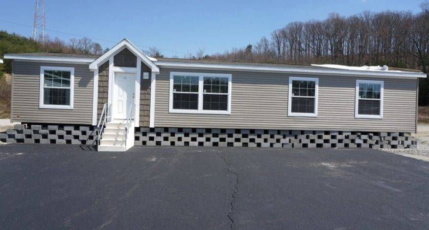 Manufactured Homes Redman Double Wide Mobile Home
