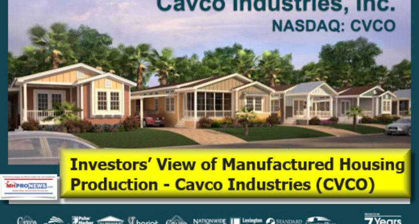 Manufactured Housing Industry Production Daily Business News