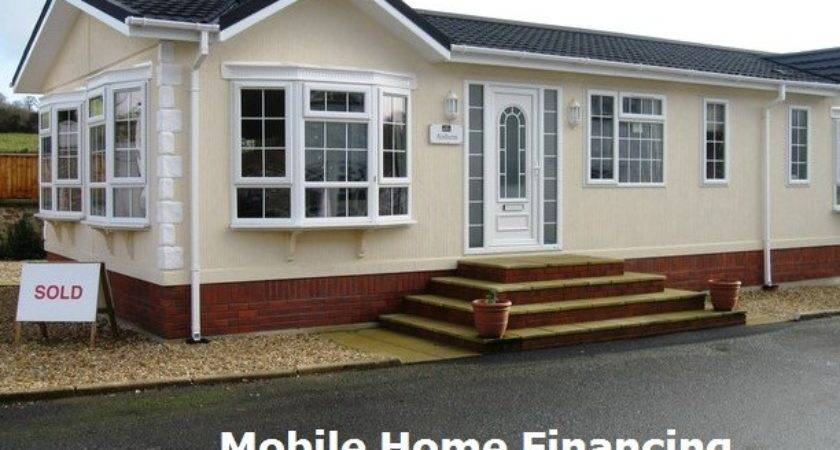 Manufactured Housing Loans Mobile Home