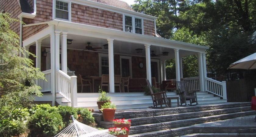 Mariemont Back Porch Addition