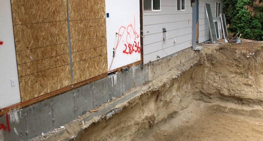 Marvelous Digging Basement Under