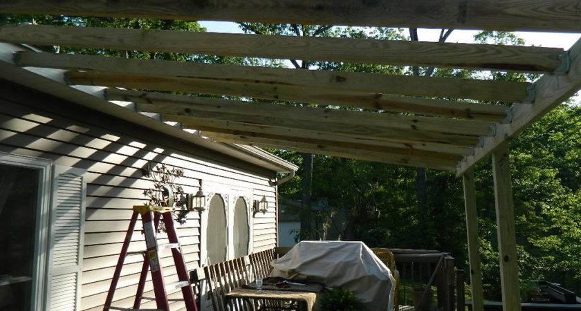 Marvelous Roof Deck Build Porch