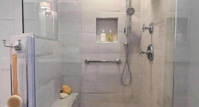 Master Bathroom Double Shower Ideas Siudy