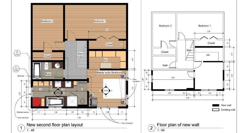 Master Bedroom Addition Floor Plans Suite Over Garage