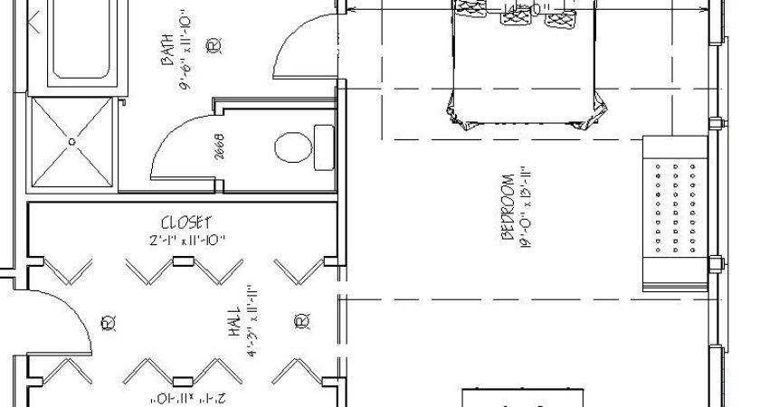 Master Bedroom Addition Ideas Suite Layout