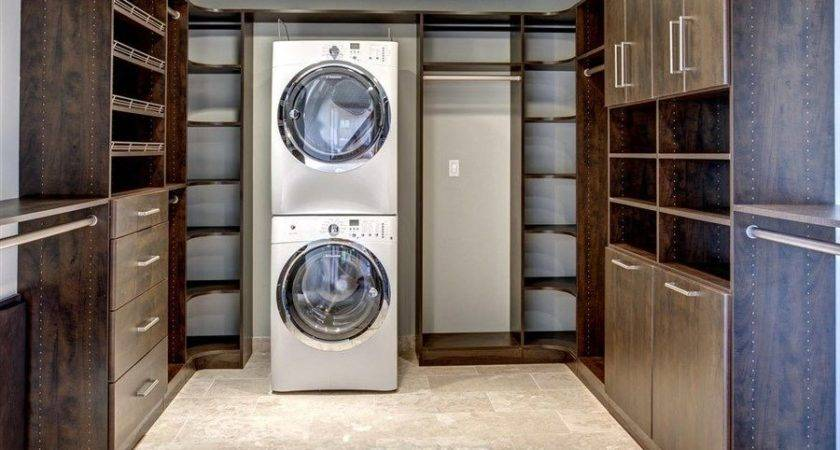 Master Bedroom Walk Closet Washer Dryer Google