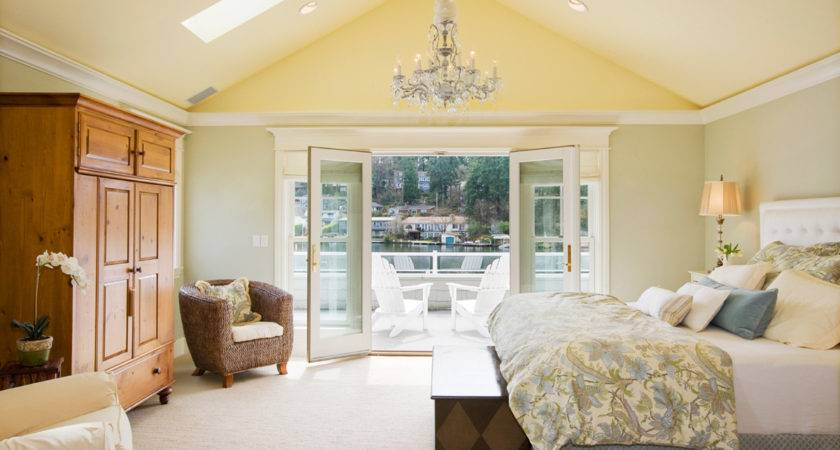 Master Suite Addition Ranch Bedroom Over